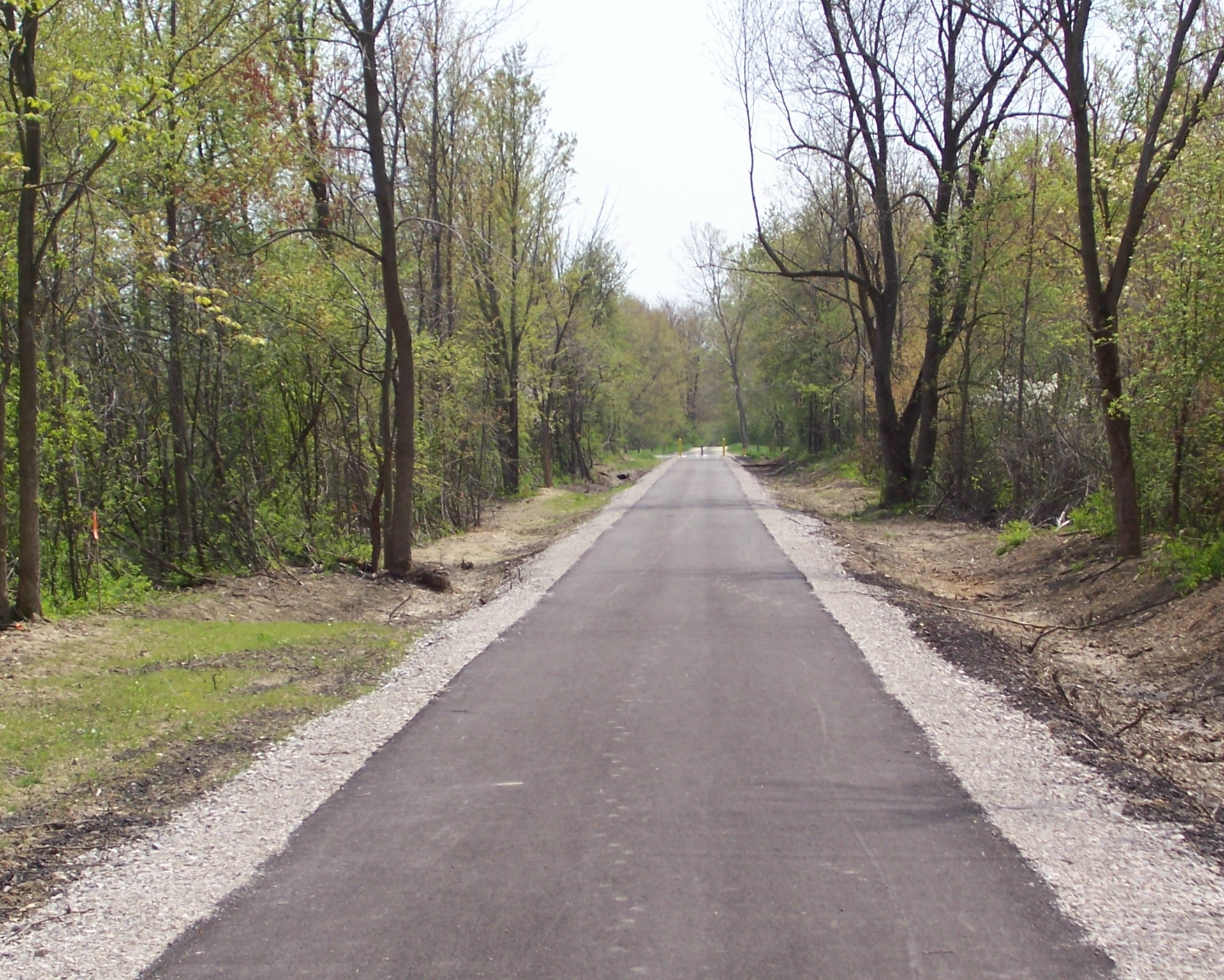 bike path new