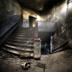 Abandoned Room2