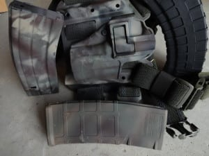 Gear Camouflage