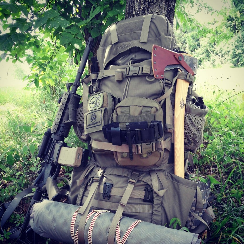 Modular Bug Out Bags On Point Preparedness