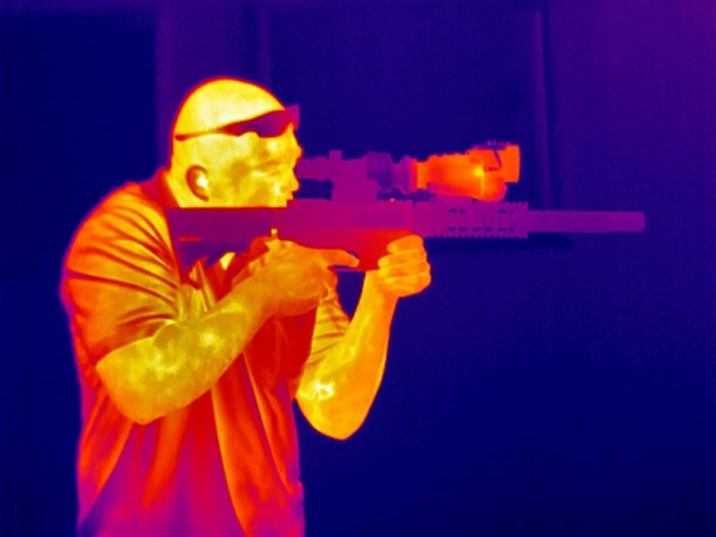 Escape And Evade Thermal Imaging On Point Preparedness
