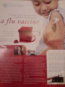 christmas vaccine
