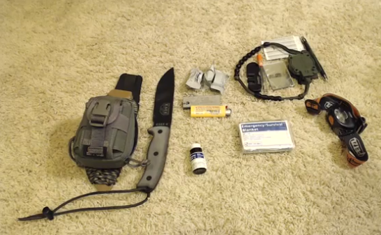 """Scout"""" Survival Kit - The EDC of the Outdoors 