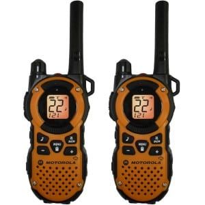two way radios for preppers