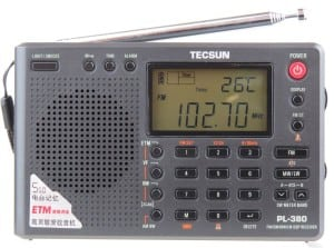short wave radio for preppers