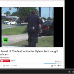 Shocking False Flag Dashcam Footage of Dylann Storm Roof Arrest!
