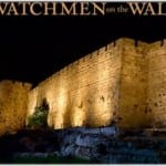 End Times – The Watchmen coming off The Wall