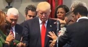 Donald Trump Christianity