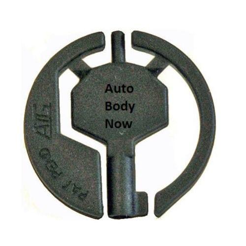 Universal Hand Cuff Key