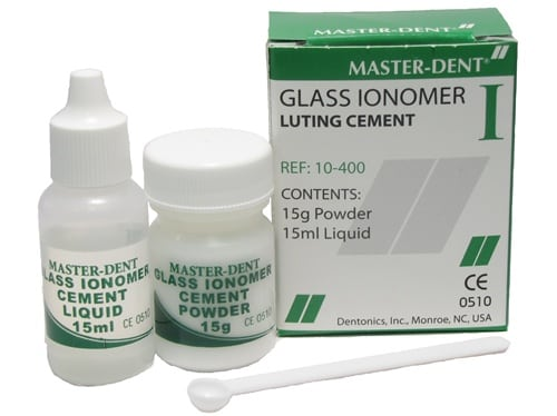 glass ionomer