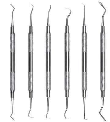 dental scalers