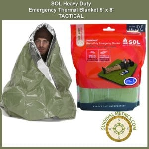 tactical weather blanket