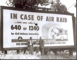 Cold War Billboard