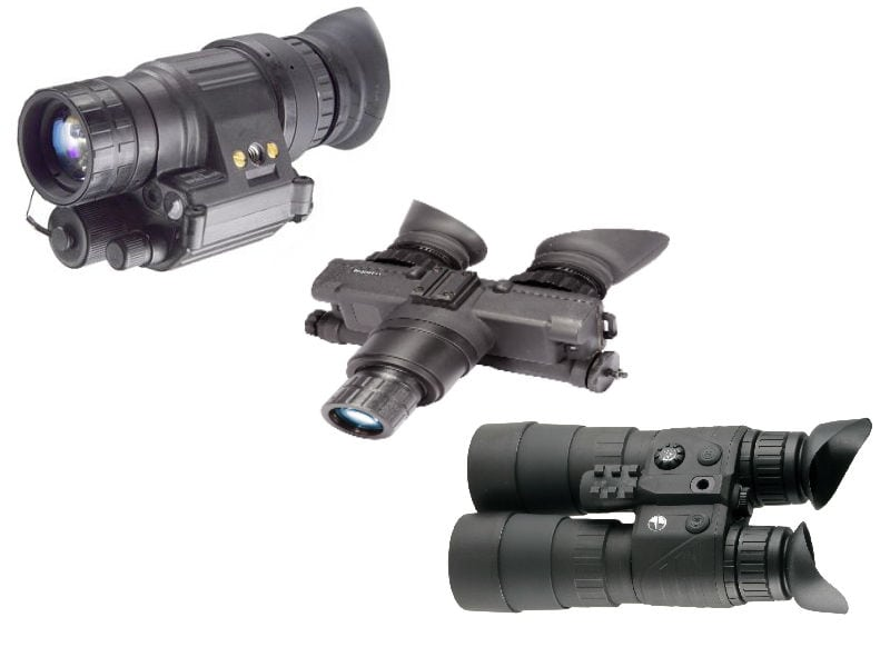 prepper night vision