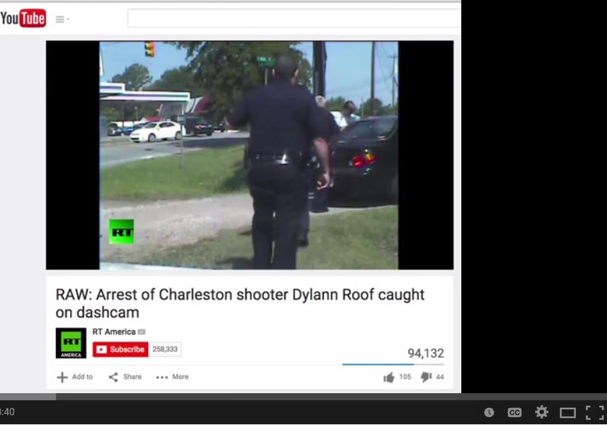 Charleston false flag